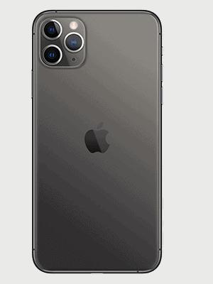 Telekom - Apple iPhone 11 Pro Max - schwarz / hinten