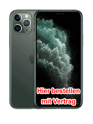 Telekom - Apple iPhone 11 Pro - hier bestellen