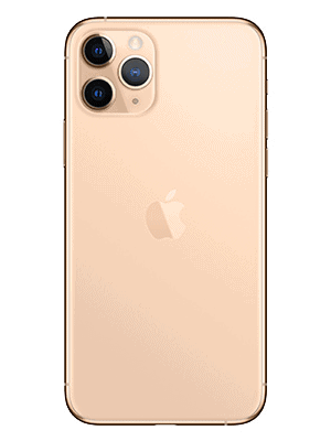 Telekom - Apple iPhone 11 Pro - gold / hinten