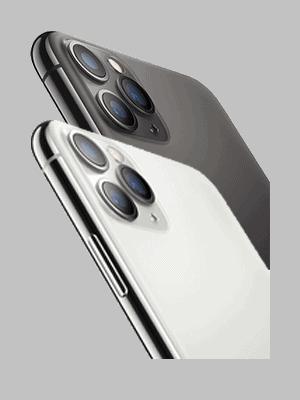 Telekom - Apple iPhone 11 Pro - weiß und schwarz