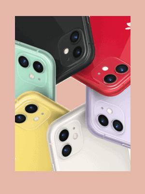 Telekom - Apple iPhone 11 - Farben