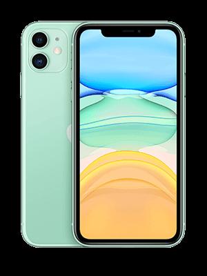 Telekom - Apple iPhone 11 - grün