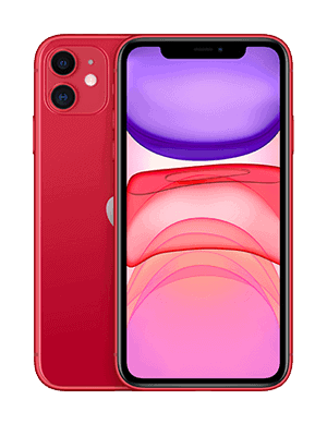 Telekom - Apple iPhone 11 - rot (product red)
