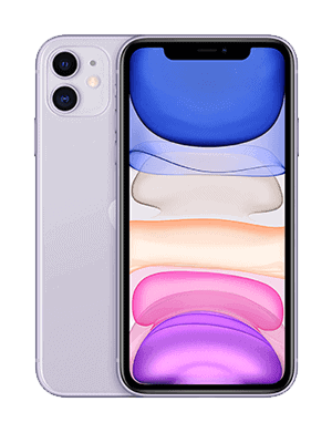 Telekom - Apple iPhone 11 - lila / violett