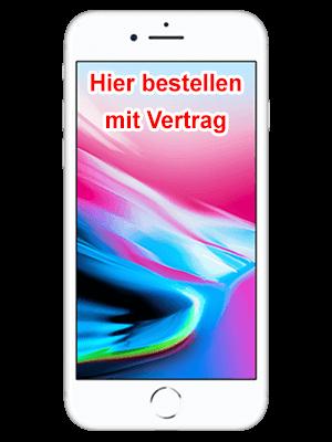 Telekom - Apple iPhone 8 - hier bestellen