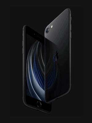 Telekom - Apple iPhone SE (seitlich)