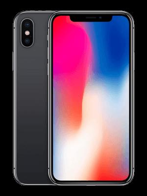 Telekom - Apple iPhone X - schwarz