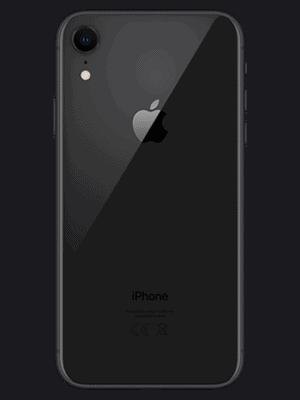 Telekom - Apple iPhone XR - schwarz / hinten