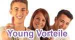 Telekom Junge Leute Vorteil - Young Tarife