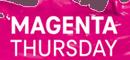 Telekom Magenta Thursday