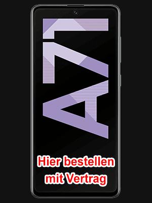 Telekom - Samsung Galaxy A71 - hier bestellen