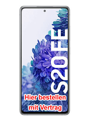 Telekom - Samsung Galaxy S20 FE (Fan Edition) - hier bestellen