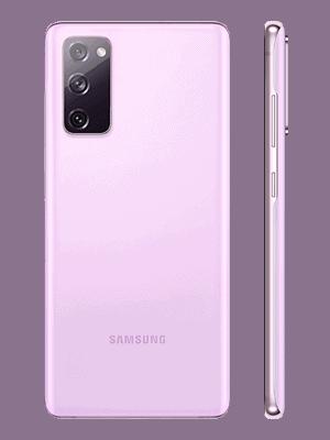 Telekom - Samsung Galaxy S20 FE (Fan Edition) - lavendel / cloud lavender