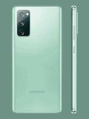 Telekom - Samsung Galaxy S20 FE (Fan Edition) - grün / cloud mint
