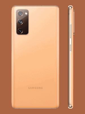 Telekom - Samsung Galaxy S20 FE (Fan Edition) - cloud orange