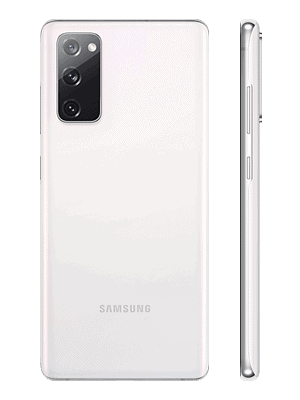 Telekom - Samsung Galaxy S20 FE (Fan Edition) - weiß / cloud white