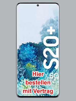Telekom - Samsung Galaxy S20+ 5G hier bestellen