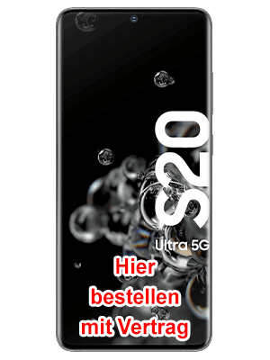 Telekom - Samsung Galaxy S20 Ultra 5G - hier bestellen