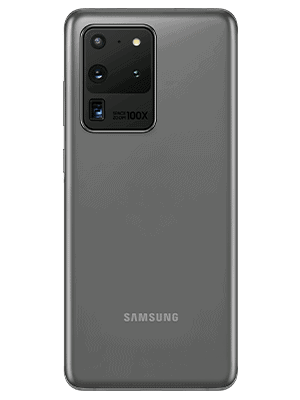 Telekom - Samsung Galaxy S20 Ultra 5G - grau / cosmic gray