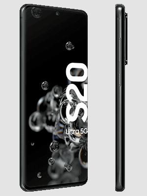 Telekom - Samsung Galaxy S20 Ultra 5G - schwarz / cosmic black