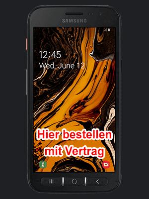 Telekom - Samsung Galaxy XCover 4s - hier bestellen