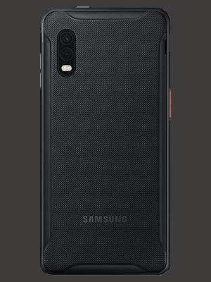 Telekom - Samsung Galaxy XCover Pro - schwarz / hinten