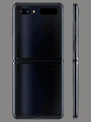 Telekom - Samsung Galaxy Z Flip - schwarz