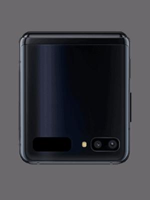 Telekom - Samsung Galaxy Z Flip - zugeklappt