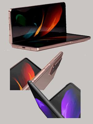 Telekom - Samsung Galaxy Z Fold2 5G - Ansichten