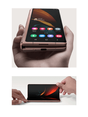 Telekom - Samsung Galaxy Z Fold2 5G - Mechanik