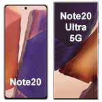 Samsung Galaxy Note20 Ultra 5G und Note20