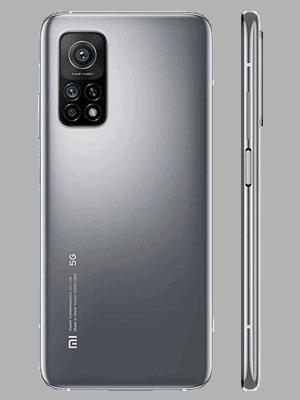Telekom - Xiaomi Mi 10T 5G - grau (lunar silver) / hinten