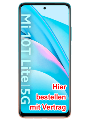 Telekom - Xiaomi Mi 10T Lite 5G - hier bestellen