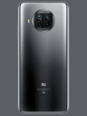 Telekom - Xiaomi Mi 10T Lite 5G - grau (pearl grey) / hinten