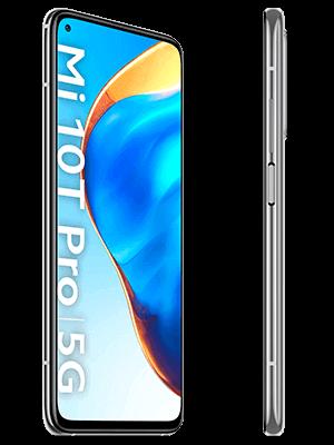 Telekom - Xiaomi Mi 10T Pro 5G - silber / seitlich