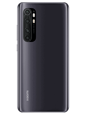 Telekom - Xiaomi Mi Note 10 lite - schwarz / hinten