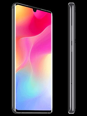 Telekom - Xiaomi Mi Note 10 lite - schwarz / seitlich