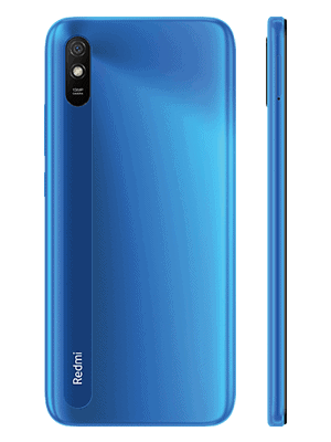 Telekom - Xiaomi Redmi 9AT - blau (sky blue) / hinten