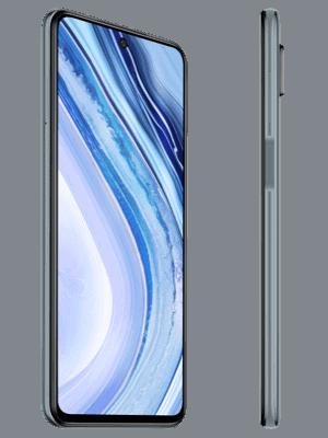 Telekom - Xiaomi Redmi Note 9 Pro - grau / seitlich