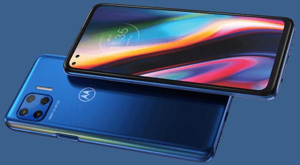 Display vom Motorola Moto G 5G Plus