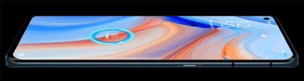 Display vom Oppo Reno4 Pro 5G