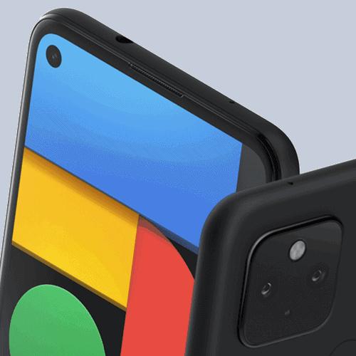 Kamera vom Google Pixel 5