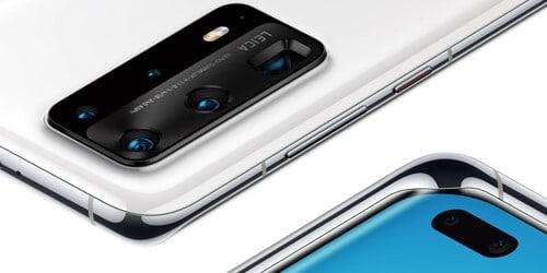 Kamera vom Huawei P40 Pro+ 5G