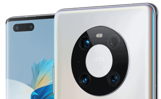 Kamera vom Huawei Mate40 Pro 5G