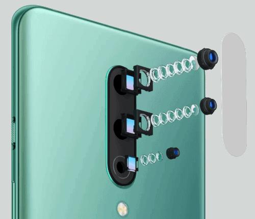 Kamera vom OnePlus 8