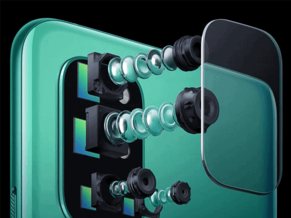 Kamera vom OnePlus 8T 5G - Details