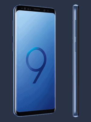 Samsung Galaxy S9 - blau