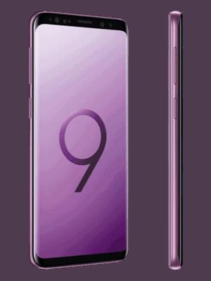 Samsung Galaxy S9 - lila