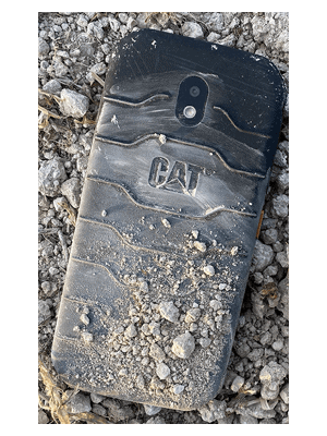 Telekom - CAT S42 - robustes Smartphone / Handy