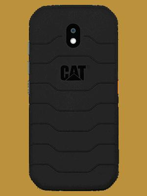 Telekom - CAT S42 - hinten / schwarz